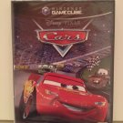 Disney Cars Pixar Nintendo GameCube Rated E Everyone Official Nintendo Seal