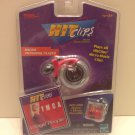 YMCA Village People Hit Clips Micro Personal Player HasbroTiger Electronics HitClips Red Rare