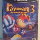 Rayman 3: Hoodlum Havoc GameCube Nintendo Rated E Everyone Comic Mischief UBI Soft