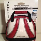 Nintendo DS Brunswick Travel Bag Unisex GameTraveler Red - Nintendo DS Storage
