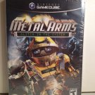 Metal Arms Glitch In The System Over 40 Missions GameCube T Teen Sierra Vivendi Universal Games