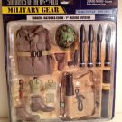 Soldiers of the World Military Gear 1st Marine Div 18 pc set Loader Bazooka Crew