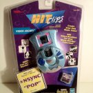 "NSync Video Jockey Micro Music System includes ""Pop"" MicroMix HitClips Create&Edit Hit Clips"