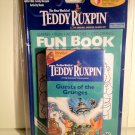 Guest of the Grunges Teddy Ruxpin Fully Animated #Interactive Videotape & Activity Book #Ruxpin #VCR
