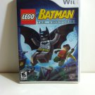 LEGO The Videogame Batman Wii Robin Batmobile over 12 Villains Gotham City & more Nintendo Rated E