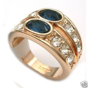 Stunning new style jewelry ring free shipping