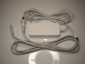Genuine Apple A1202 Airport Base Station Power Supply Original