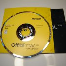 New Microsoft Office Mac Home and Student 2011 Disc only - Missing Serial Key