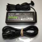 Original OEM Sony VGP-AC19V48 19.5V 3.3A ADP-65UH A Notebook Ac Adapter