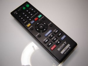 Sony RMT-B119A Blu Ray Remote Control for Sony BDP-S390