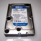 "WD Blue WD10EALX 1TB 3.5"" SATA 6 Gb/s 32MB 7200 RPM Hard Drive Western Digital"