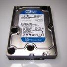 """WD Blue WD10EALX 1TB 3.5"""" SATA 6 Gb/s 32MB 7200 RPM Hard Drive Western Digital"""