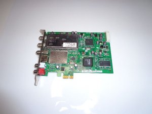 HP 5189-1098 FM1236/F ATSC NTSC FM TV Tuner PVR PCI-E Card