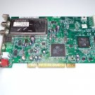 Asus Blackbird NTSC/FM PCI HP P/N 5187-4378 TV Tuner PVR-416 Capture Card With RCA Audio PCI Isa
