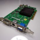 HP 5187-3703 Asus V9520/128M GEFORCE FX5200 128MB DVI VGA S-Video AGP Graphics Card