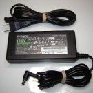 Genuine OEM Sony PCGA-AC19V3 19.5V 4.1A Notebook Ac Adapter
