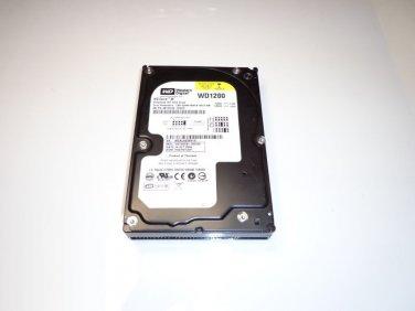 Western Digital 120GB 7200 RPM WD Caviar Enhanced IDE ATA 3.5 Hard Drive WD1200JB-00GVC0 WD1200