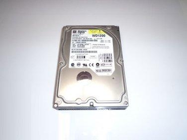 """Western Digital 120GB 7200 RPM WD Caviar Enhanced IDE ATA 3.5"""" Hard Drive WD1200BB-00CAA0 WD1200"""