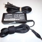 Genuine OEM Toshiba PA-1650-01 PA3467U-1ACA 19V 3.42A Notebook Ac Adapter
