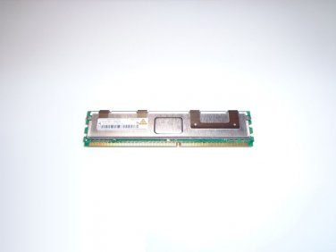 Qimonda 1GB 2Rx8 PC2-5300 240 Pin DDR2 HYS72T128420HFN-3S-A DIMM Ram Memory