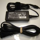 Genuine OEM Toshiba Mini NB200 PA3743U-1ACA Ac Adapter