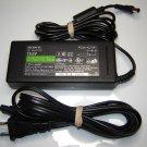 Genuine OEM Sony PCGA-AC19V1 19.5V 3A Notebook Ac Adapter