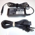New Original OEM Toshiba Satellite PA5072U-1ACA 19V 2.37A 45W Ultrabook Ac Adapter