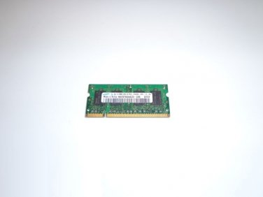 Genuine Samsung 512MB DDR2 200-Pin PC2-5300S-555-12-A3 Notebook M470T6554EZ3-CE6 Memory