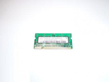 HYNIX 512MB PC2-4400S-444-12 HYMP564S64P6-C4 Laptop Ram Memory