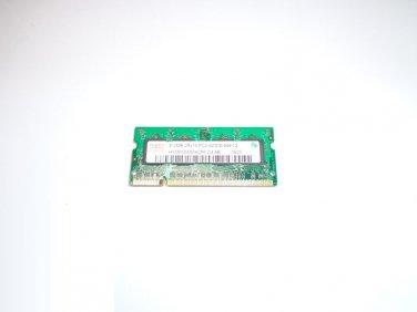 HYNIX 512MB PC2-4400S-444-12 HYMP564S64CP6-C4 Laptop Ram Memory