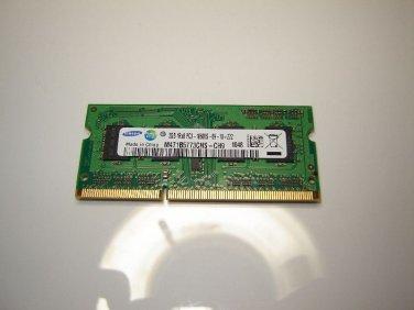Samsung M471B5773CHS-CH9 2GB PC3-10600 DDR3 1333MHz 204-Pin Ultrabook Notebook Memory