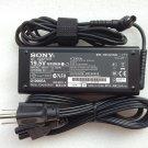 Original OEM SONY VGP-AC19V60 19.5V 4.7A ADP-90TH K Notebook Ac Adapter