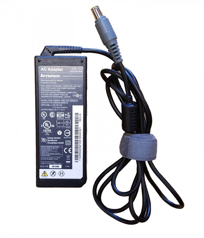 Original OEM Lenovo 45N0209 45N0210 90W 20V 4.5A Notebook Ac Adapter