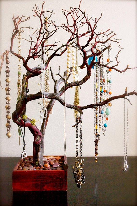Дерево для украшений