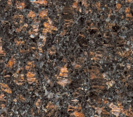Granite Tile 12x12 Tan Brown Polished