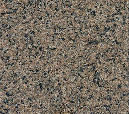 Granite Tile 12x12 Tropic Brown Polished
