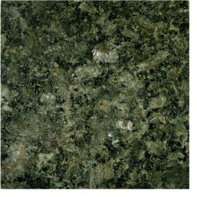 Granite Tile 12x12 Verde Butterfly Polished