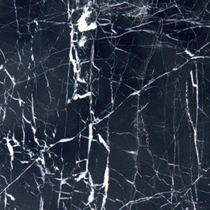 Marble Tile 12x12 China Black w/vein Polished