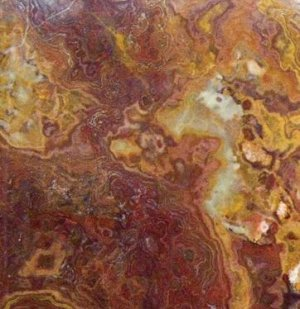 Marble Tile 12x12 Multi Red Onyx Polished