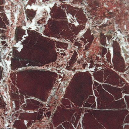 Marble Tile 12x12 Rosso Levanto Polished