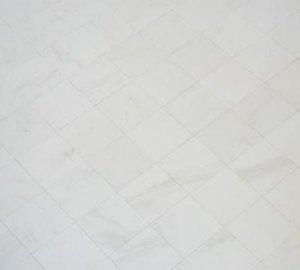 Marble Tile 12x12 Thassos White Polished