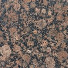 Granite Tile 18x18 Baltic Brown Polished