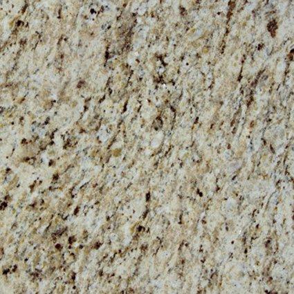 Granite Tile 18x18 Giallo Ornamental