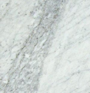 Marble Tile 18x18 Carrara White Polished