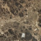 Marble Tile 18x18 Emperador Dark Polished