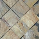 Slate Tile 8x8 Autumn Polished