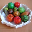 B046-LOTUS FRUIT BOWL (12X3)