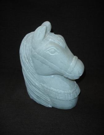 H048-HORSE HEAD (9X7)