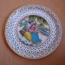 Article Piece P056-FILIGREE PAINTED PLATE-9