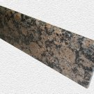 Granite Edge Piece 12x4x3/8 BALTIC BROWN BULLNOSE
